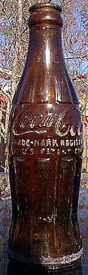 Antique Coke Bottles