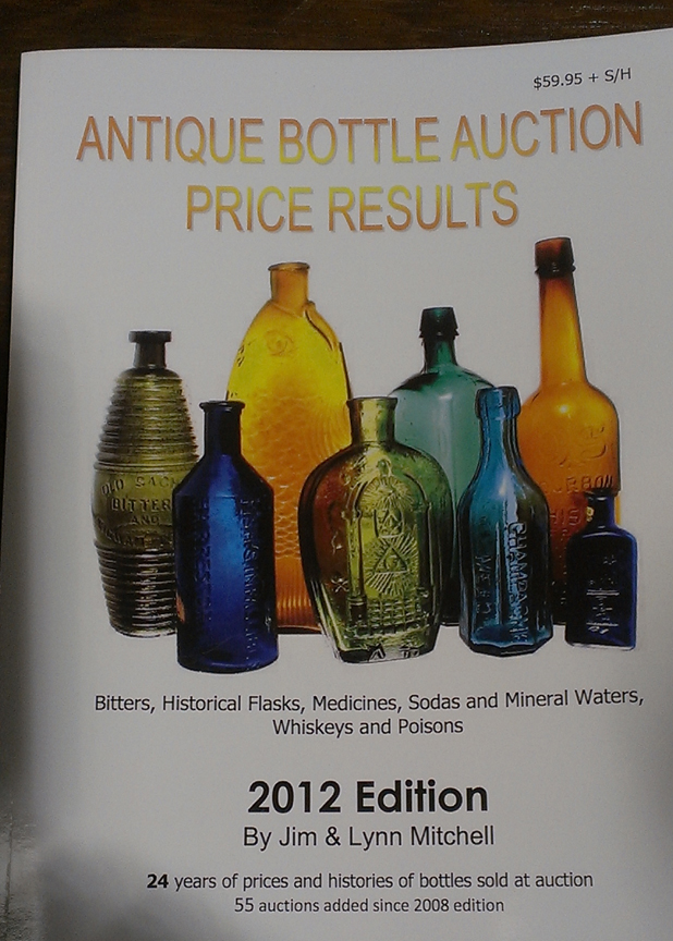 books for antique bottle collectors rh antiquebottles com antique books price guide online Antique Book Values