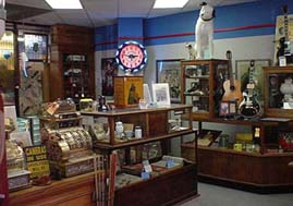 Oakwood Antique Mall in Raleigh NC