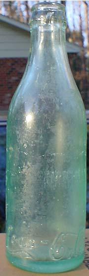 Reggie S Antique Coca Cola Bottles