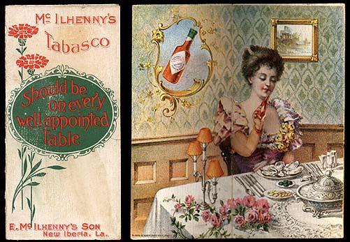Tabasco Pepper Sauce History