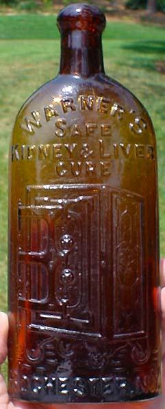 Reggie S Antique Warner S Bottles