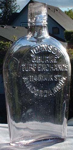 Antique Whiskey Bottle Hall Of Fame
